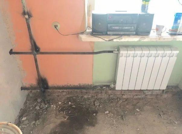 Замена радиаторов в хрущевке-2