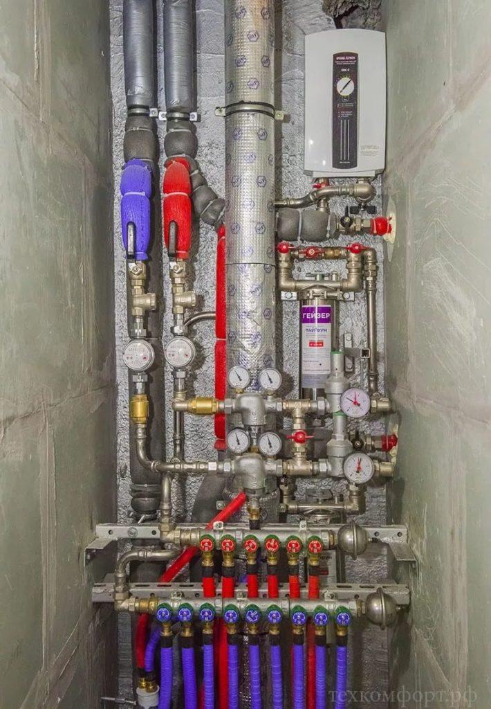 Идеальный водопровод в квартире_4