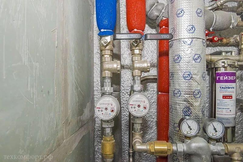 Идеальный водопровод в квартире_5