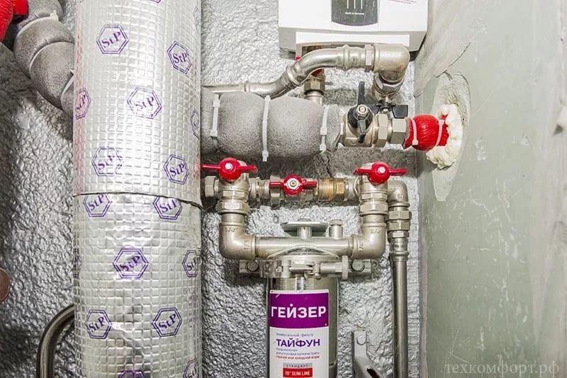 Идеальный водопровод в квартире_6