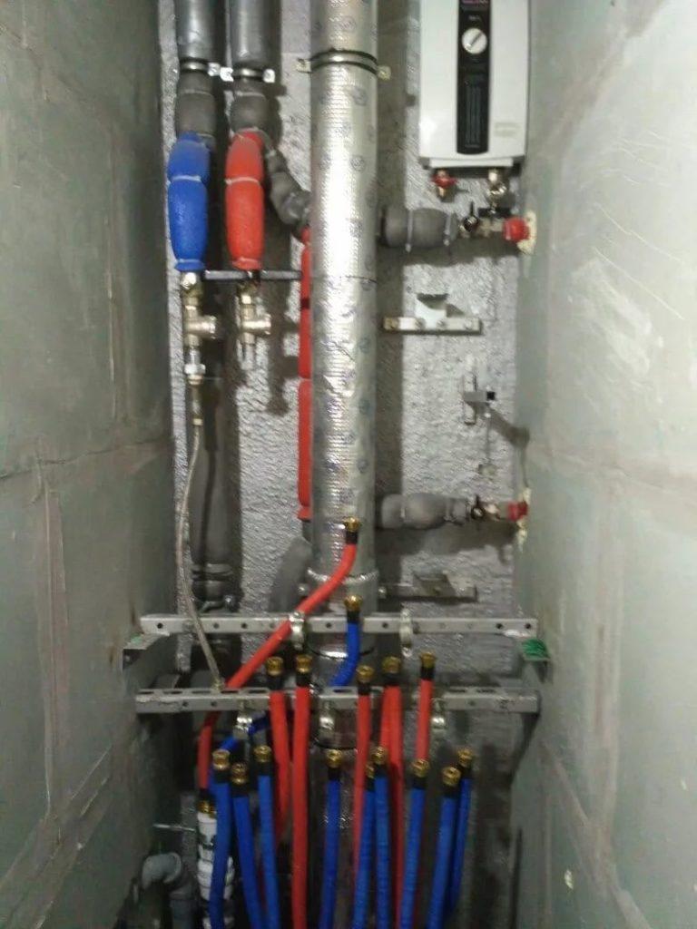 Идеальный водопровод в квартире_9