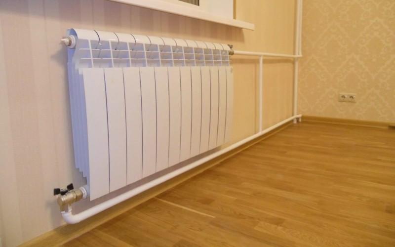 замена радиатора в квартире полезные статьи