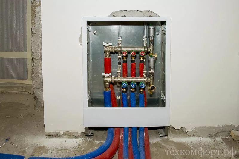 замена радиаторов отопления от застройщика-1