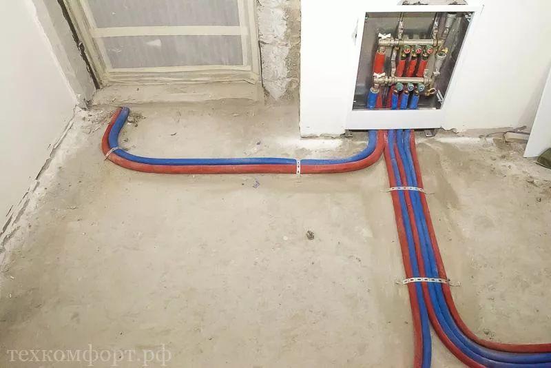 замена радиаторов отопления от застройщика-2