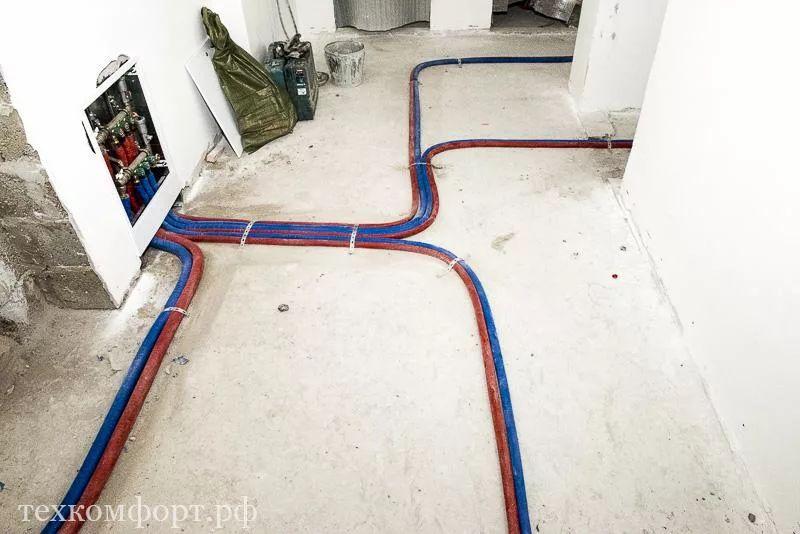 замена радиаторов отопления от застройщика-3