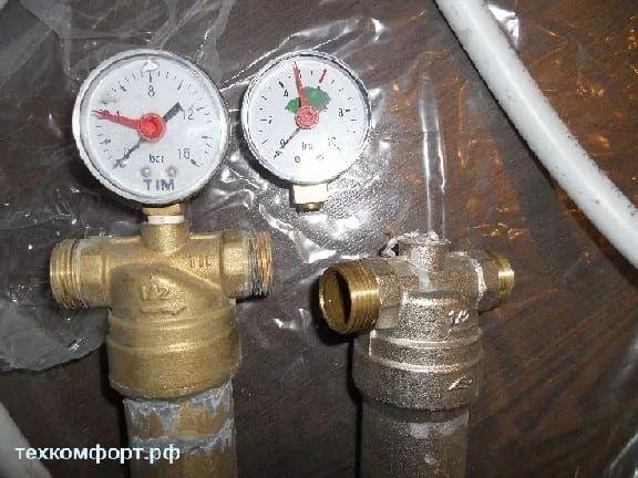 переделка водопровода смонтированного с грубейшими ошибками-2