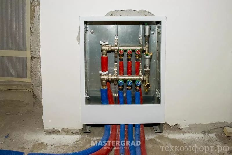 схемы подключения биметаллических радиаторов (28)
