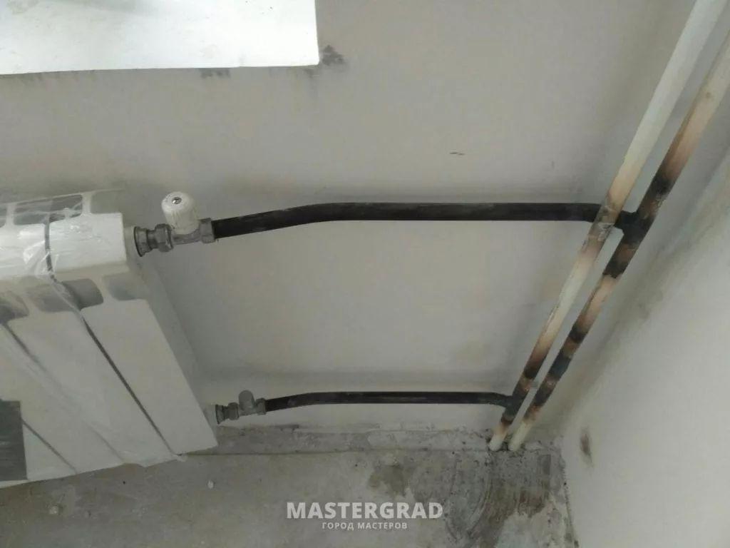 схемы подключения биметаллических радиаторов (44)