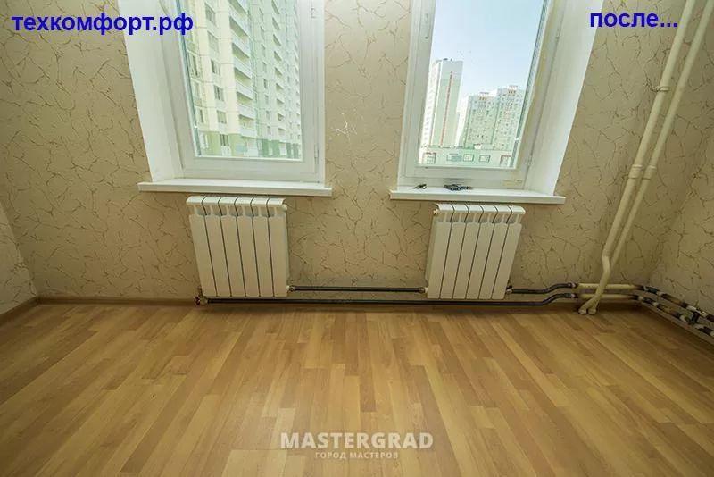 схемы подключения биметаллических радиаторов (65)