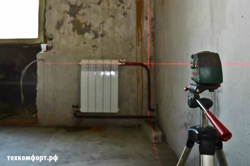 схемы подключения биметаллических радиаторов (81)