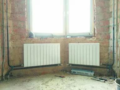 замена радиаторов отопления 301