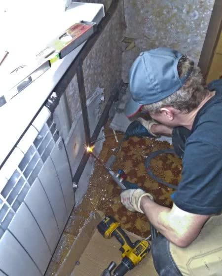 замена радиаторов отопления о компании 2
