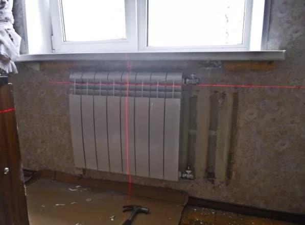 замена радиаторов техкомфорт.рф 47